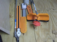 5 in one Mulity cutter Strimmer head-Chain saw head-Hedge trimmer head- Extra Existence pole.