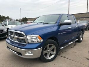 2011 Ram 1500 ST 4x4 HEATED MIRRORS TRAILER HITCH