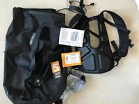 brand new Ortlieb Vario QL2.1 backpack pannier