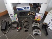 Xbox 360 - Controllers/Cables/Headsets