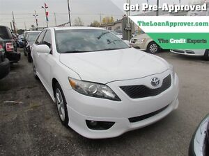 2011 Toyota Camry SE   LEATHER   ROOF   HEATED SEATS   1OWNER London Ontario image 1