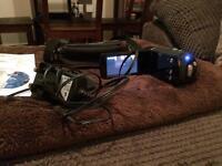 HD toshiba remote control camcorder for swap