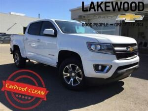 2015 Chevrolet Colorado Z71 4x4 Crew (Bluetooth, Heated Seats)