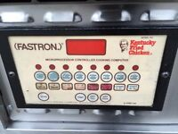 SERVICED ORIGINAL HENNY PENNY FASTRON KFC FRIED CHICKEN PRESSURE FRYER MACHINE CATERING COMMERCIAL