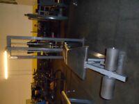 Lying leg-press heavy stack, ground zero multifunctional machine