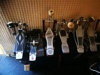 Bass drum pedals