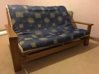 Wooden Sofa bed for sale