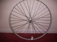 GOOD BACK WHEEL 700 X 23C TO 25C ONLY £10,