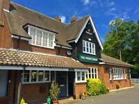 CDP required at The Wheatsheaf, Stow cum Quy.