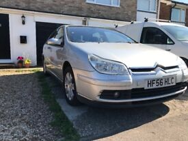 Citroen C5 1.6 hdi - 50 plus mpg, climate control, aircon, very spacious and reliable