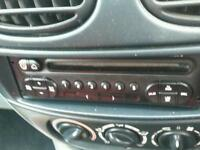 Renault cd player