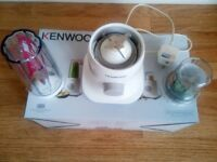 KENWOOD SMOOTHIE 2 GO BLENDER NUT HERB GRINDER LEICESTER