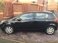 Vauxhall Corsa Exclusiv Ac Cdti Ecoflex 1.2 litre Diesel (2012) 62 Plate. *only £20 a year road Tax*