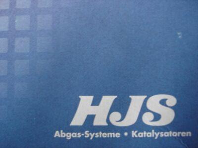 HJS Gummilager MB W168 A140-A190  97-   83132808