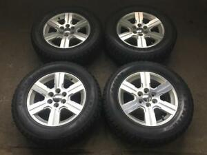 LIKE NEW GM ACADIA, ENCLAVE, TRAVERSE WINTER TIRES KIT - SAILUN ICE BLAZER  !!! 12/32 !!!
