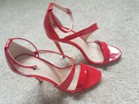 Red shoes 4