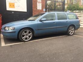 Volvo d5 2004 DIESEL Drives good
