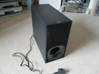 SONY ACTIVE SUBWOOFER[BLUETOOTH]