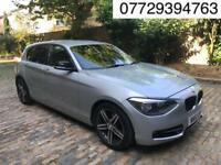 2012 BMW 1 Series 2.0 118d Sport 5dr # 1 YEAR MOT # FULL HISTORY # 2x KEYS #