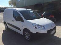 Peugeot partner van 2013 model 1.6 hdi 1 owner low miles runs and looks great service history no vat