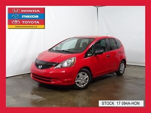 2014 Honda Fit DX-A+AUTOMATIQUE+A/C+GARANTIE++