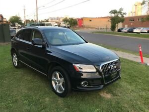 2013 Audi Q5 3.0T Premium Plus I NAVIGATION I NO ACCIDENT