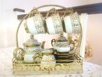 Stunning designer Tea Set