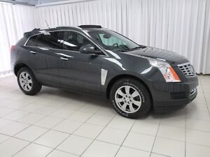 2014 Cadillac SRX SRX4 3.6 L SUV WITH NAVIGATION, BLUETOOTH, HEA