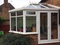 Conservatory for sale 10 x 11' approx