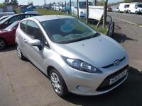 FORD FIESTA 1.25 Style [82] (silver) 2009
