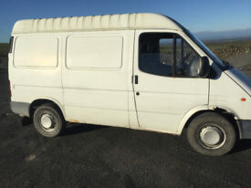 Ford Transit Smiley Low Miles