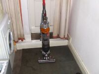 dyson dc18 slim all floors ball with tools telescopic handle bagless hoover upright.