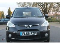 Hyundai i10 1.1 Comfort 5dr 2008 (58 reg), ONLY FOR £1000 FULLY SERVICE HISTORY