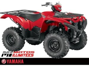 2017 yamaha  Grizzly 700 DAE REDUIT 9977