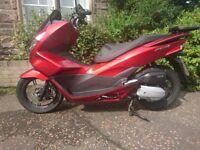 Honda PCX 125 Red