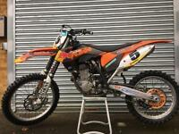 *LOOK* Clean 2013 ktm sxf 450 may px