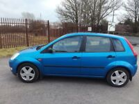 2005 Ford Fiesta 1.2 Manual 5Doors With 12 Month MOT PX Welcome