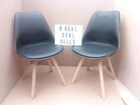 Ex display hygena dinning chairs RRP £120