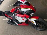 125 cc superbike 14plate