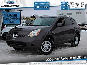 2009 Nissan Rogue **SL*AUTOMATIQUE* CRUISE*A/C**
