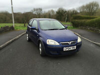 Vauxhall Corsa Energy 1.3 CDTi 2004 - needs new CSC - has all brand new brakes - spares/repairs