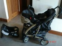 Graco 3-in-1 Travel System