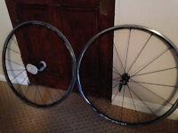Dura ace 9000 c24 clinchers road bike wheels