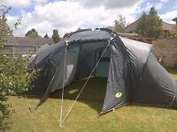 Kyham flexidome quick erect tent