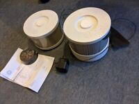 Roomaid HEPA filter - used unit with new filter