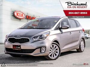 2014 Kia Rondo EX w/3rd Row *7 Seater\3 Row\Heated Leather Seats