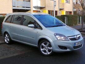 Vauxhall Zafira 1.9 CDTi 16v SRi 5dr£2,995 p/x welcome 6 MONTHS NATIONWIDE WARRANTY