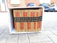The Book of Knowledge : 8 Volume Set : Gordon Stowell : Waverley Book Co