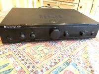 Cambridge Audio A1 v3 & Tannoy Mercury F1 Customs