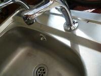 TEKA--Sink,taps